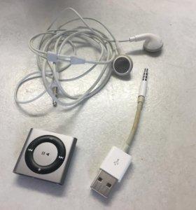 Ipod shuffle 1gb gray