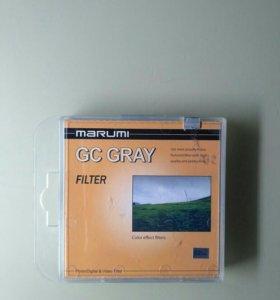 Светофильтр Marumi GC Gray 62mm
