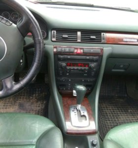 Audi A6 Allroad Quattro 2.7 AT, 2002г