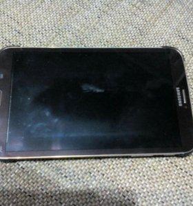 Стекло (Тачскрин) от планшета Samsung galaxy tab3