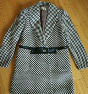 Пальто пиджак шерсть