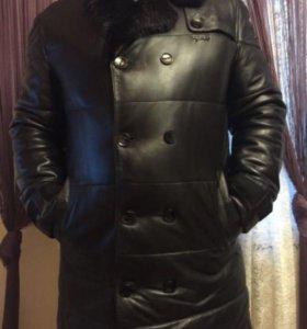 Дубленка (пальто меховое)