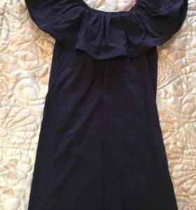 Платье в идеальном состоянии,размер M-L