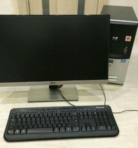 Игровой i5-2400 с мощной видеокартой