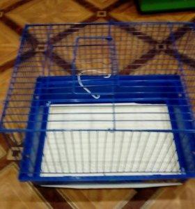 Клетка для грызунов маленькая