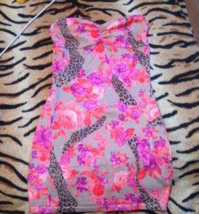 Платье и юбка