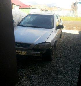 Запчасти для Opel Astra 1998