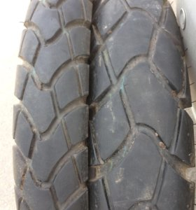 Dunlop trailmax d604