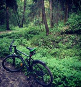 Горный велосипед corto ark 26