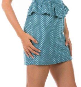 Джинсовое платье colin's