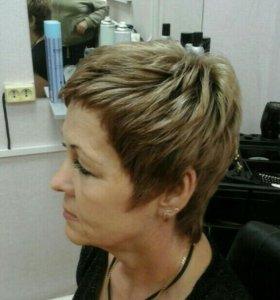 Приму на работу парикмахера универсала
