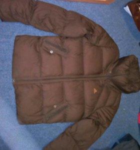 Куртка( пуховик)  адидас