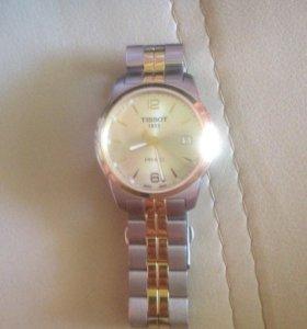 Продаю часы тиссот новые