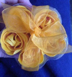 Мыло Роза 5 штук