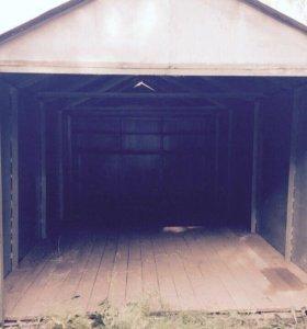 Продам гараж в рассрочку