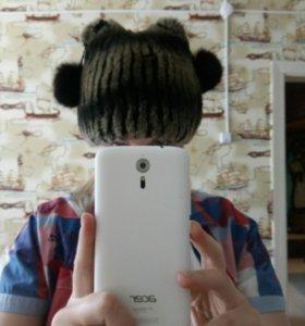 Продам шапку новую!