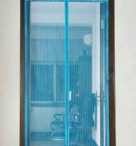 Маскитные сетки на дверях