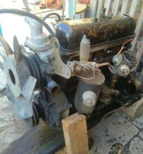 Мотор 402