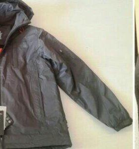 Новая демисезонная мужская куртка р. 52-54-56