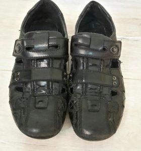 Школьные ботинки 32 размер