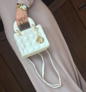 Сумочка lady Dior 💎