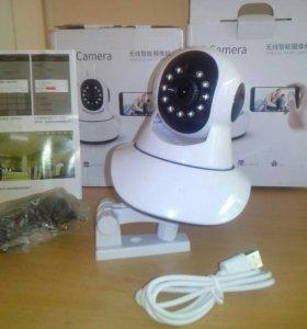 Беспроводная WiFi/Ip Microsd камера наблюдения