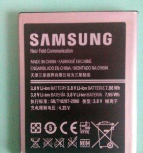 Батарейка для samsung