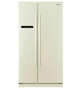 Двухдверный холодильник Samsung