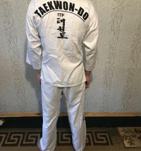Кимоно для тхэквондо ITF