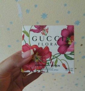 Gucci Flora летняя лимитированная коллекция