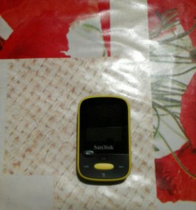 MP- 3 плеер SanDisk Clip Sport 4GB