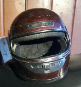 Шлем.размер S.б/у.