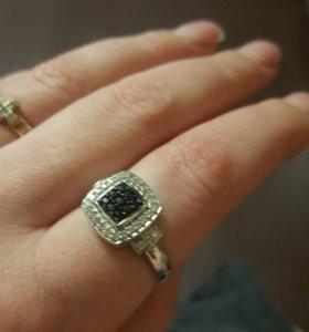 Кольцо серебрянное SUNLIGHT