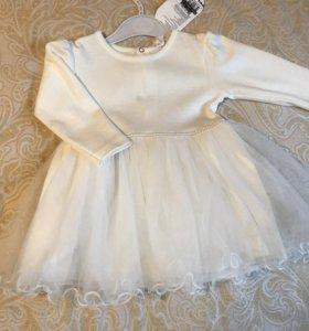 Праздничное платье(новое)