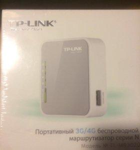 TP Link TL MR3020
