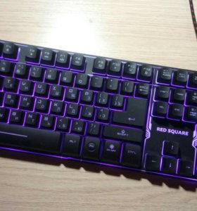 Клавиатура RED Square tesla