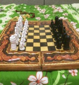 Нарды+шахматы