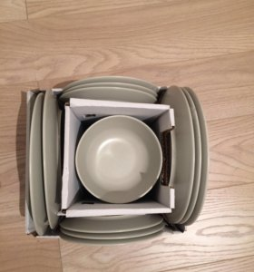 Сервиз Dinera x18 IKEA