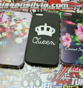 Чехлы iphone 5/5s (см. фото)