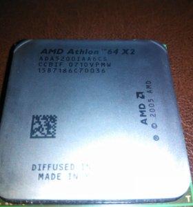 2-х ядерный процессор на ПК.