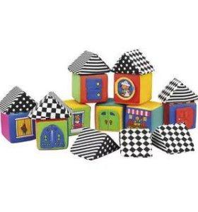 Мягкие кубики Ks'Kids