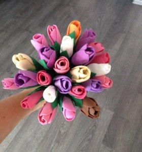 Тюльпаны на заказ !!!!!! Делаю быстро!