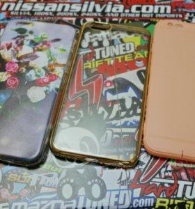 Чехлы iphone 6/6s (см. фото)
