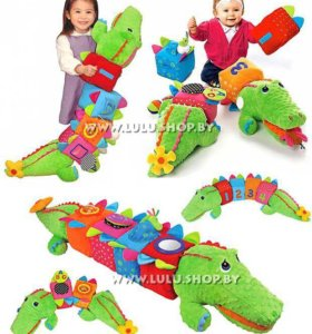 Крокодил Ks'Kids