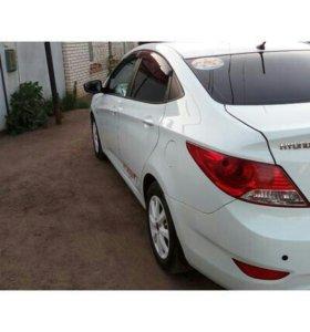 Hyundai Solaris 2013 1.4 АТ 107 л.с