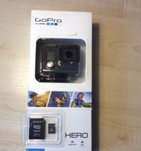 Action Camera GoPro Hero 2014