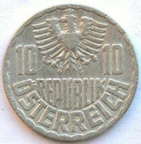 Австрия 1955