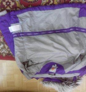 Куртка детская осенняя