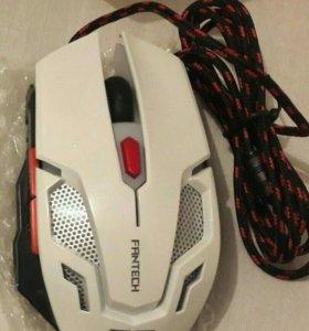 Игровая мышь Fantech(новая)
