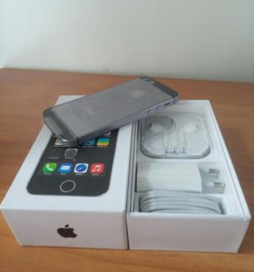 Apple iphone 5s 16gb spase gray